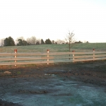 3 High Guardrail Fencing for Cows