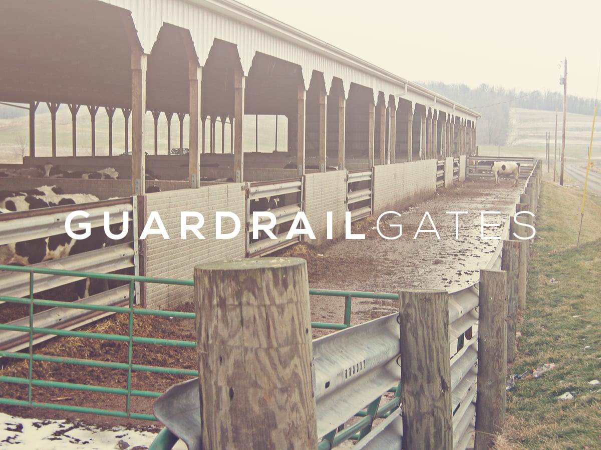 Guardrail Corral is the source for Used Guardrail For Sale